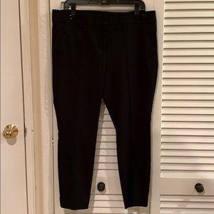 Loft Black trouser